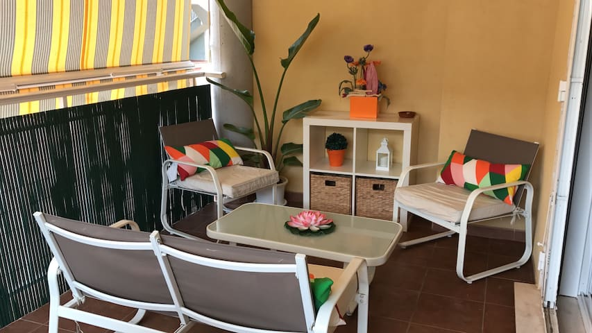 Casa playa con piscina (valencia) - Playa - Appartement