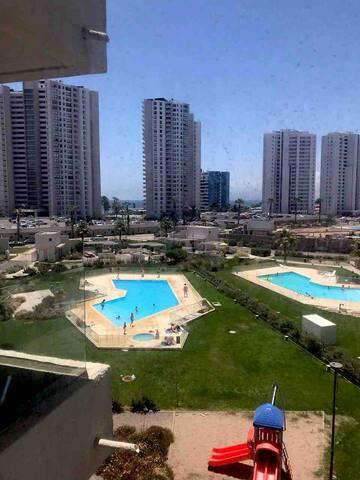Departamento Marina Horizonte II Casino Enjoy
