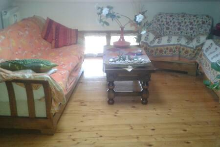 Piccolo appartamento ultimo piano
