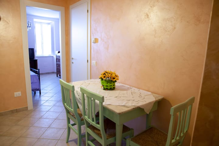 Delicious small apartment in Marche - Monteprandone - Apartemen