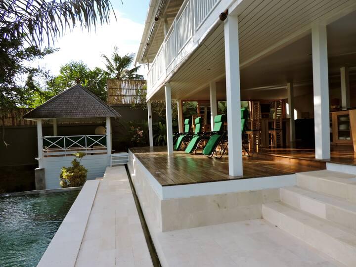 Villa Abian Saba (chambre 4)(Le jardin de Bali)