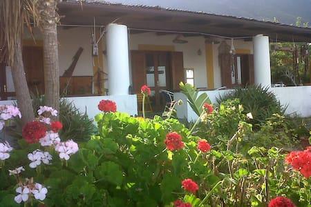 fabulosa villa junto al mar - Santa Marina Salina - Villa