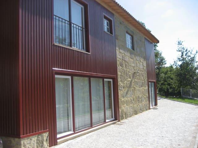 Casa de Campo do Telhado  - Caldelas - Hus