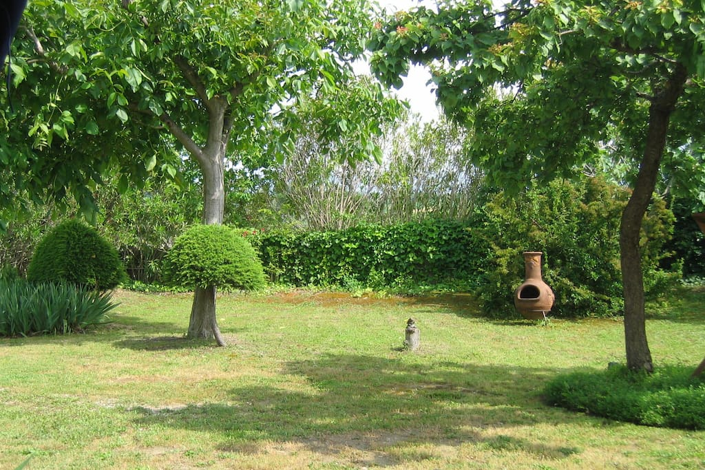 The Quiet Front Garden