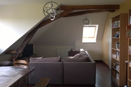 Quiet and cosy Bed & Breakfast - Mulsanne - Lejlighed