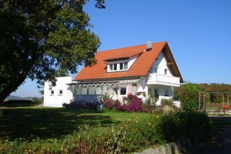 Ferienwohnung Eichhölzle 1 - Münsingen - Apartament