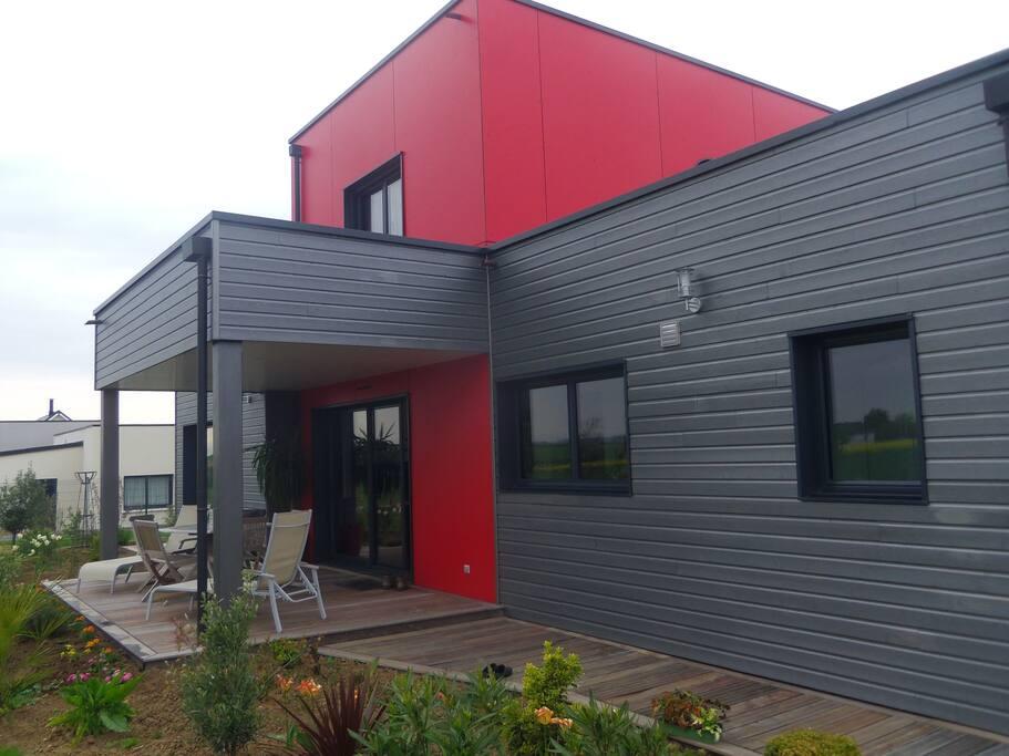 Maison Neuve Luc Sur Mer Houses For Rent In Luc Sur