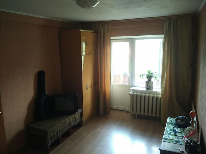 Apartment for final footbal. 24-27. 10 min to Kiev