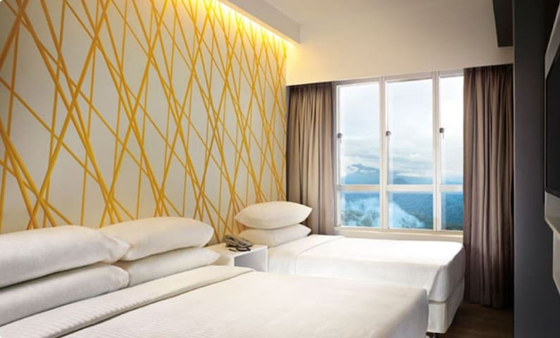 New Genting First World Triple Room, 云顶3人套房