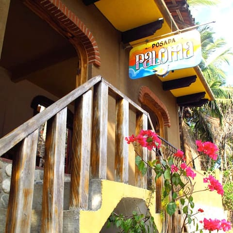 POSADA PALOMA 6 (W/Private Kitchen) - San Agustinillo - Wohnung