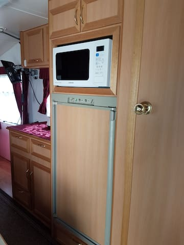 Comfy Caravan Cane Farmstay