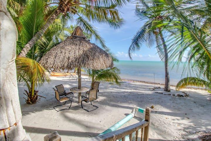 Oceanfront estate w/ private beach access, pool w/swim-up bar, hot tub, rec room