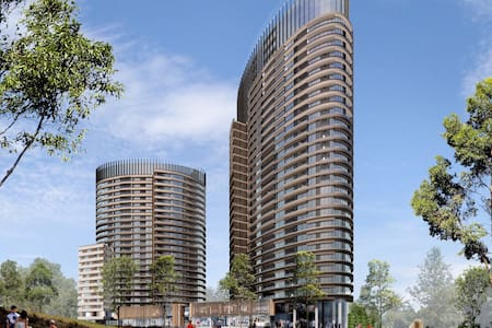 5-star apartment with great view in Olympic Park - Parc olympique de Sydney