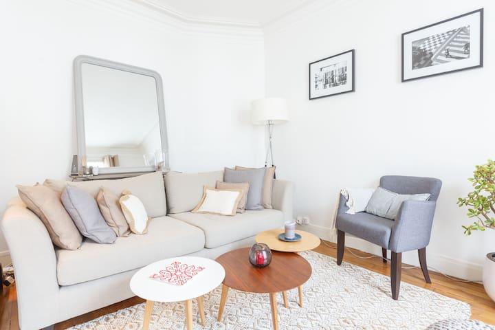 1bedroom flat Batignolles/Villiers