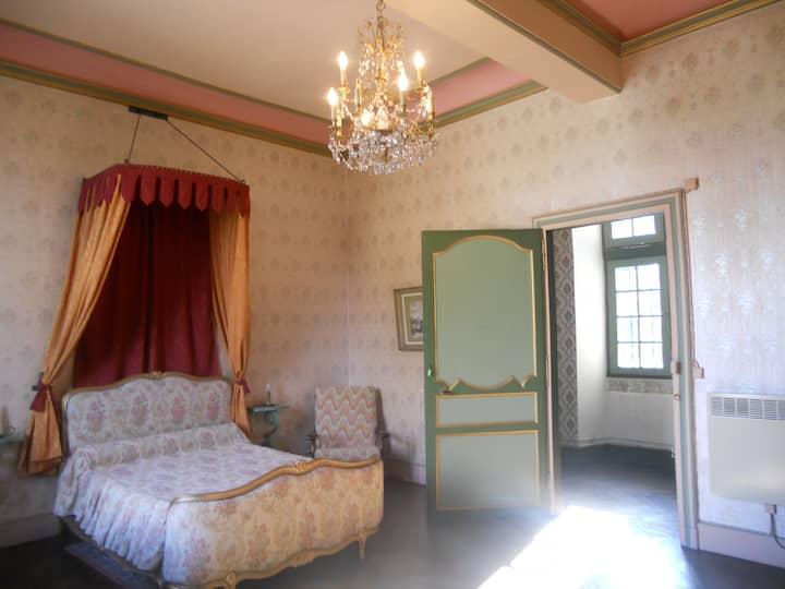 Chambre Madame de Maintenon