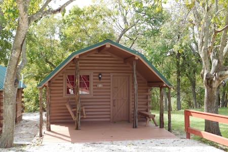 The Summit Vacation Resort Cabins - New Braunfels