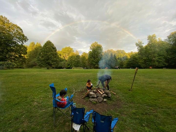 Empire Campground, Swan Lake NY