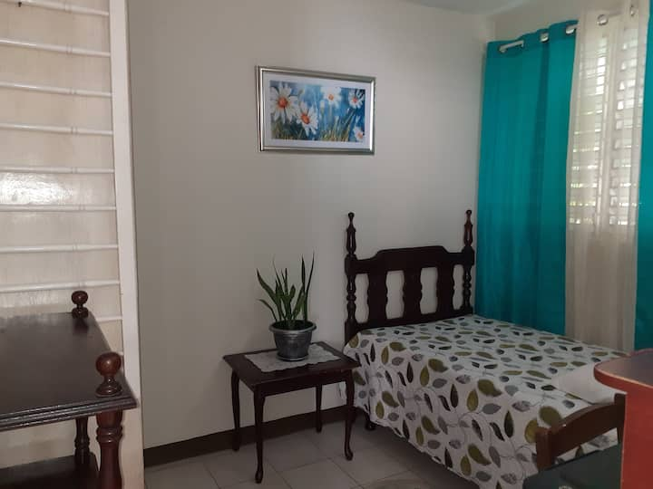 Garden flat near universties. Own entry, amenities