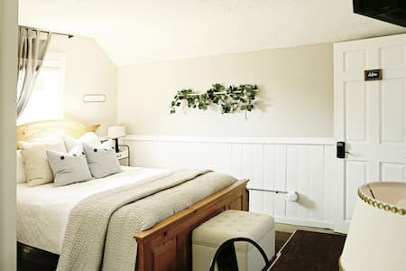 "Farmhouse Market & Inn | ""ALEX"" Suite"
