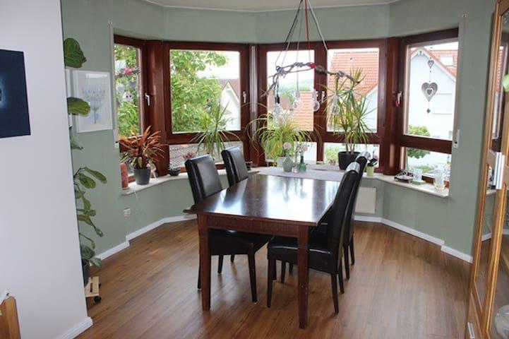 Zimmer in voll ausgestatteter Wohngemeinschaft