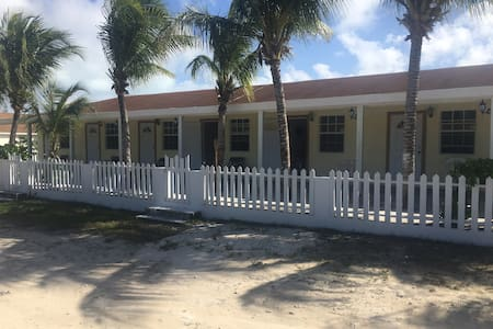 Relaxing location within 5 minutes of BEST BEACHES - North Caicos