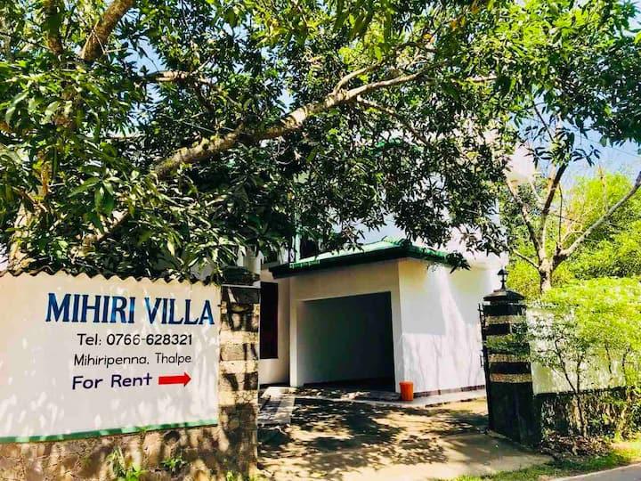 Mihiri villa