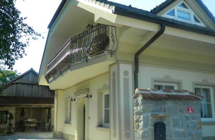 Comfort room at Guesthouse Pri Stani