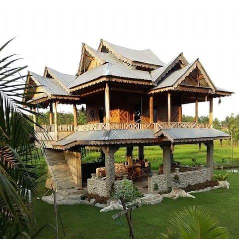 RiceField Villa Bukit Lawang - Bohorok - Lakás