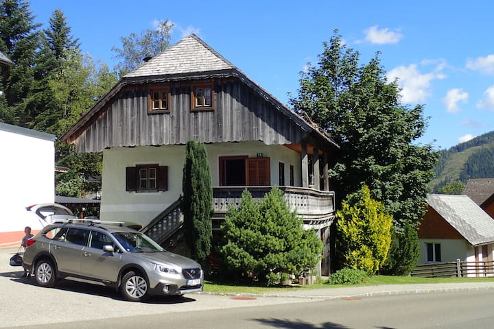 The Old Mill in Hohentauern,ideal for 1-3 families - Hohentauern - Chalet