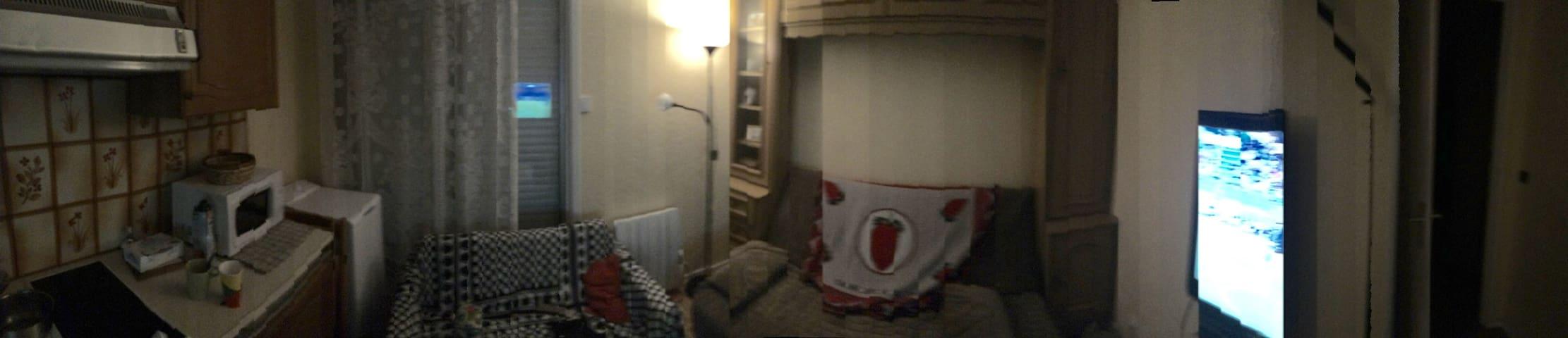 trés beau studio centre de verriere - Verrières-le-Buisson - Apartment