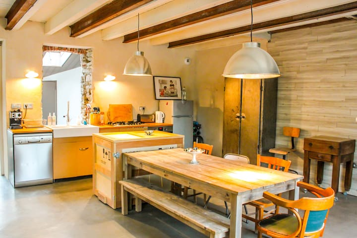 Maison entièrement rénovée, Tharon Plage - Saint-Michel-Chef-Chef