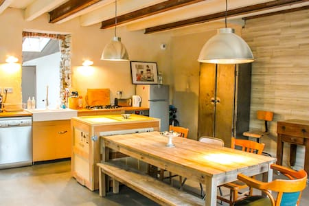 Maison entièrement rénovée, Tharon Plage - Saint-Michel-Chef-Chef - Huis