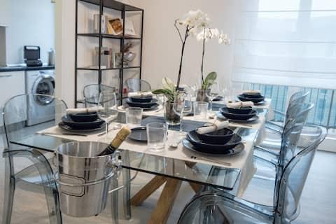 Style apartment between Verona and Lake Garda