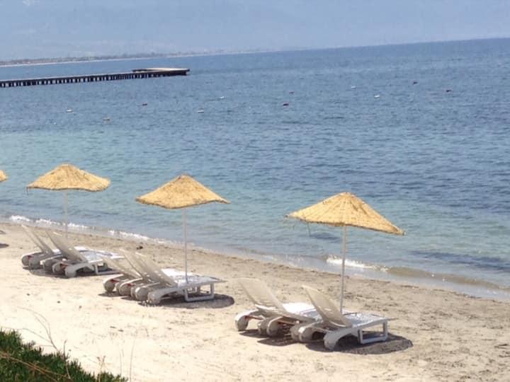 Vakantiehuis in Kusadasi Turkije voor max 8 pers