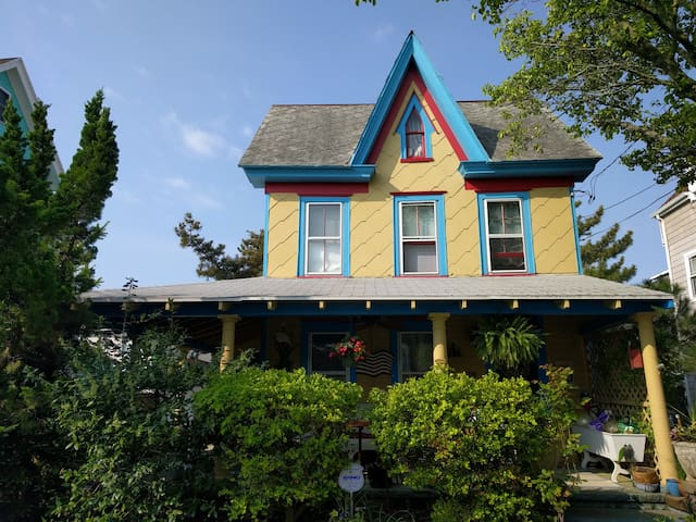 Historic North Wildwood Home - Great Location!