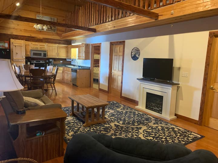 Great Family cabin on Lake Cumberland