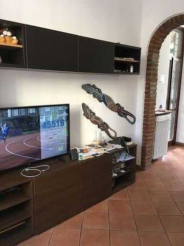 Soggiorno - Living room (shared)