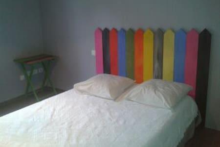 chambre chez l'habitant - Bouloc - บ้าน