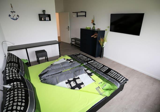 """Einzel- oder Doppelzimmer """"Kuredu"""""""