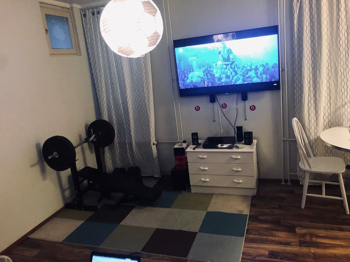 Cozy Studio in Vaasa