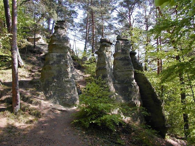 Kurfürsten (Wanderziel Aussichtspunkt)