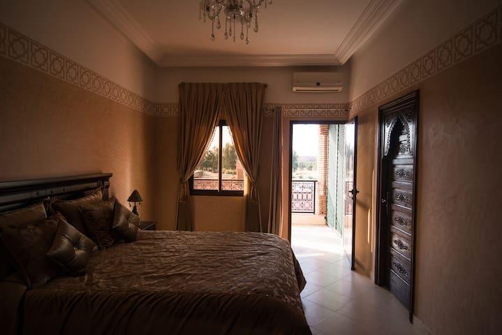 Marrakech Herpel house Riad moderne - Marràqueix - Casa