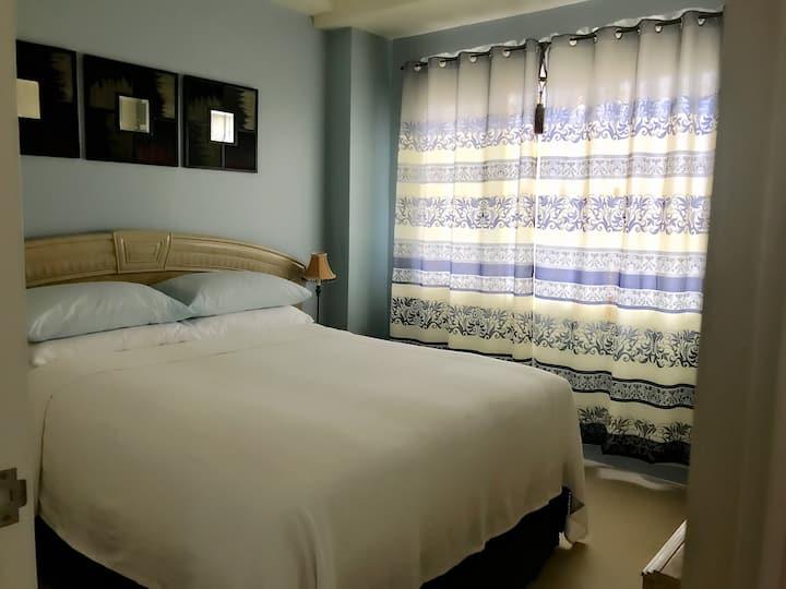 Tagaytay Condo 1 Private BR w/ Balcony-Serin West