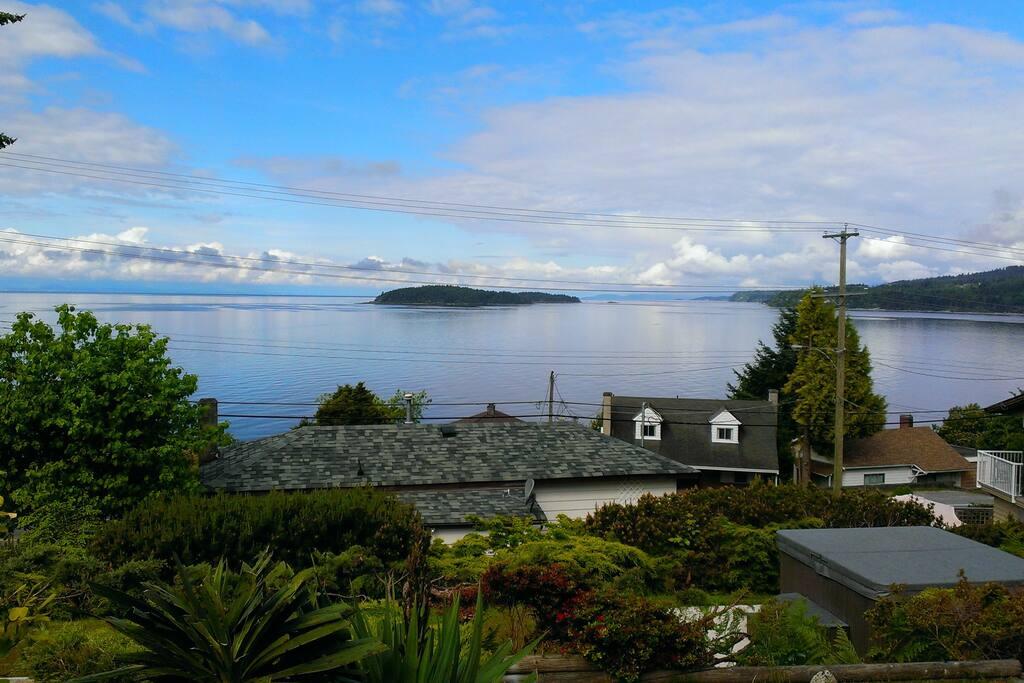 romantic cottage hot tub view blockh tten zur miete in sechelt british columbia kanada. Black Bedroom Furniture Sets. Home Design Ideas