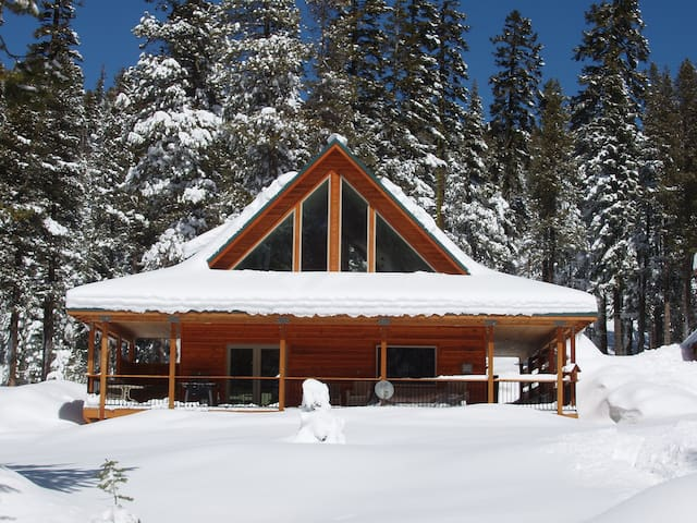 Echo Summit Chalet - Echo Lake - Casa