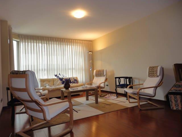 Modern flat in Cochabamba - Cochabamba (zona Sarco) - Apartamento