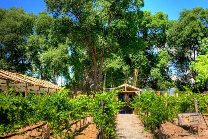 Vineyard/Winery Casitas -  Santa Fe - Santa Fe - Huis