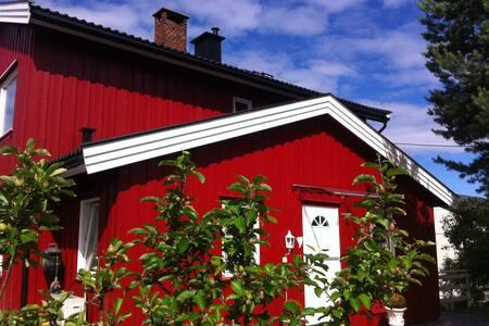 Familieidyll sør i Oslo. - Oslo