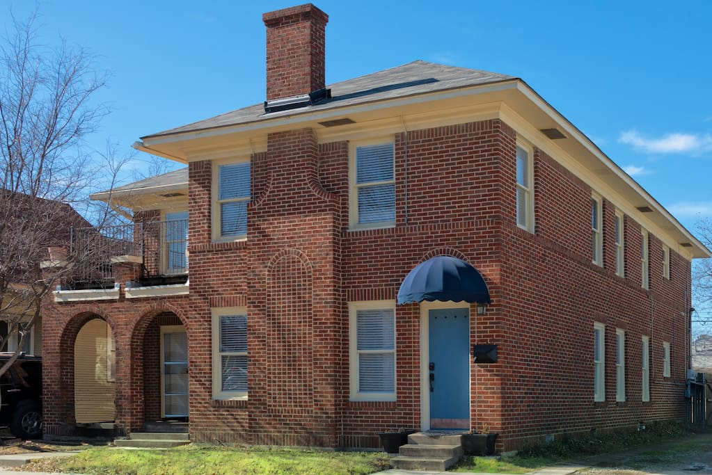 Historic Brick Home