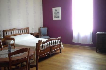 Chambre dans maison de maitre - Monclar-de-Quercy - ที่พักพร้อมอาหารเช้า